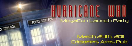 Megacon Launch Party