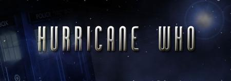 Hurricane Who: Category Two - Convention Launch Party