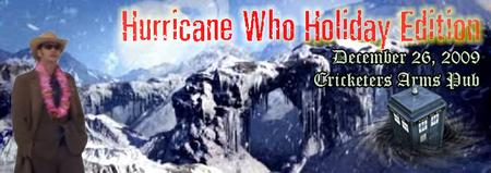 Hurricane Who - Holiday Edition 09
