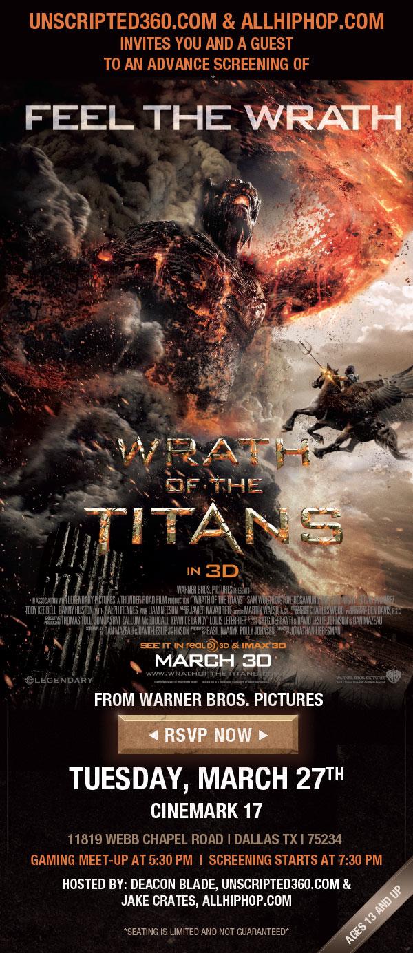 Wrath of Titans - Dalls
