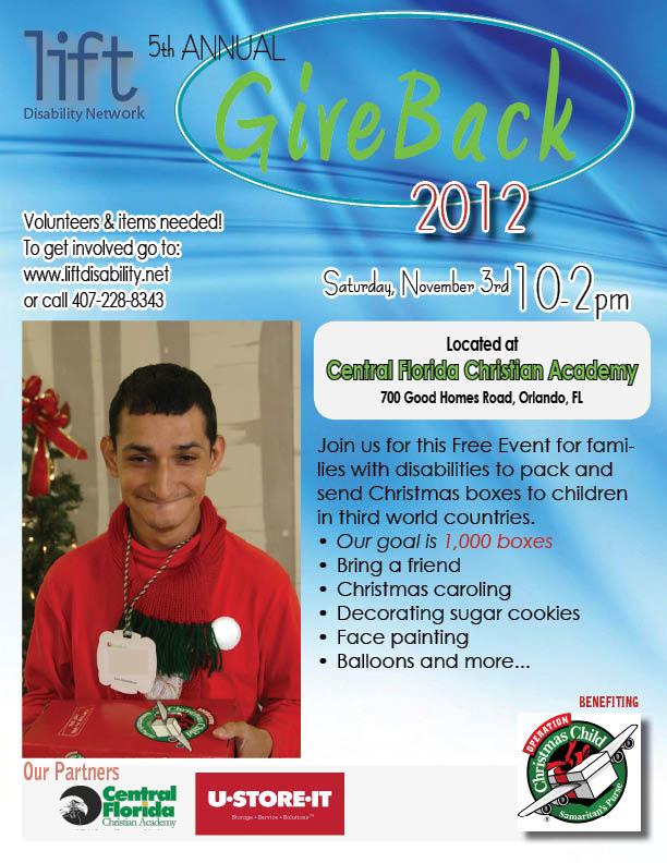 image:GiveBAck Flyer 2012