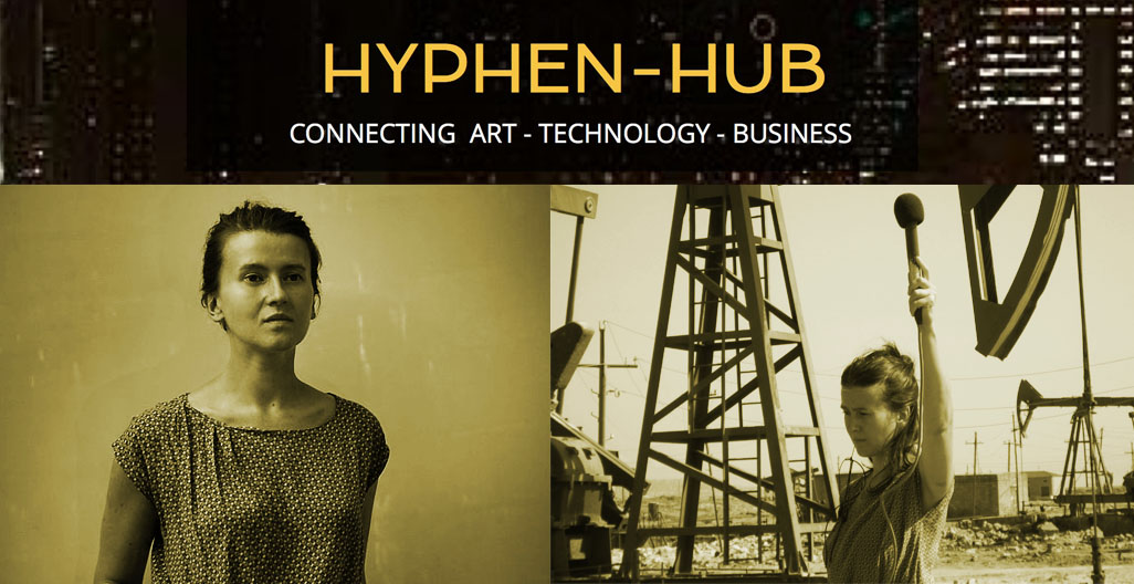 Hyphen Hub event - November 4th