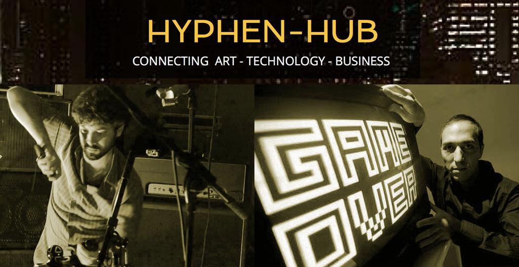 Hyphen Hub event - November 21st