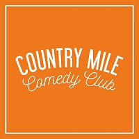 Country Mile Comedy Club logo