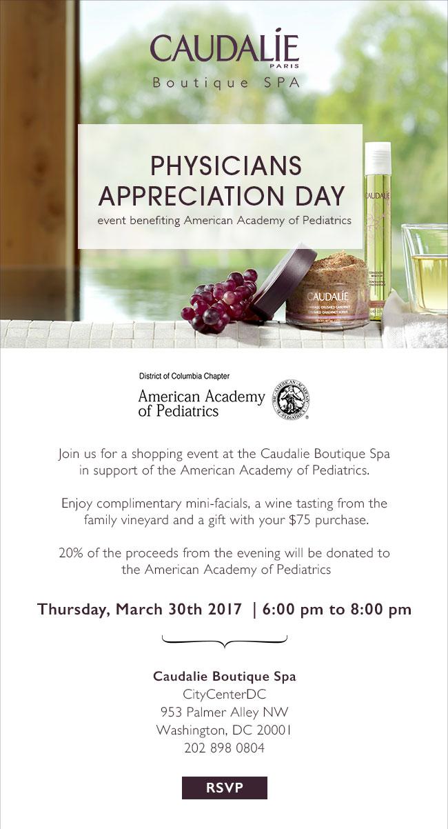 Physicians Appreciation Day