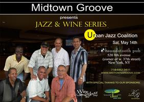 Urban Jazz Coalition New York City @Houndstooth Pub