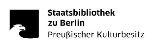 Logo Staatsbibliothek zu Berlin