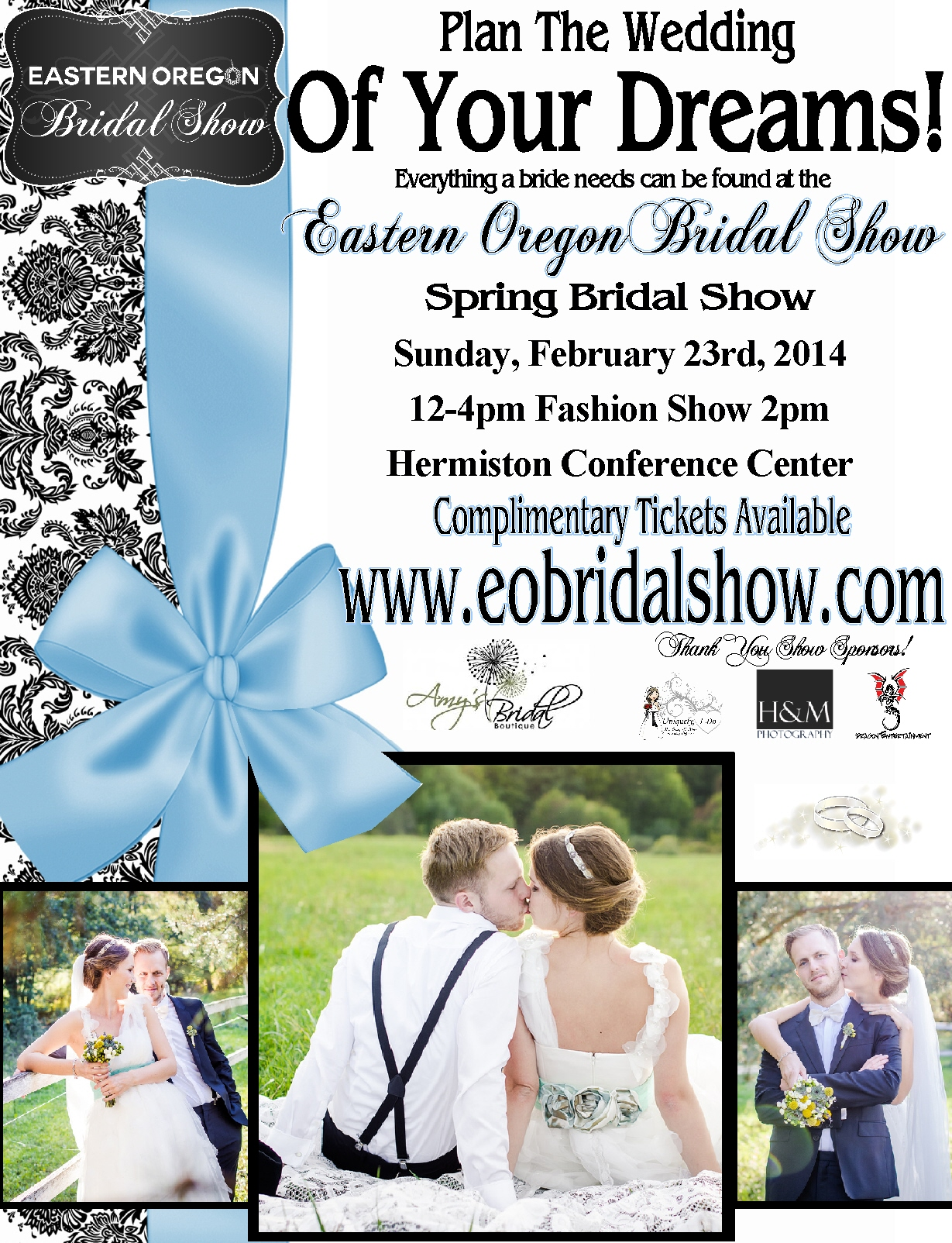 Eastern Oregon Bridal Show