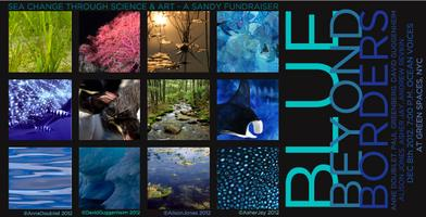 Blue Beyond Borders - Sea Change Through Science & Art