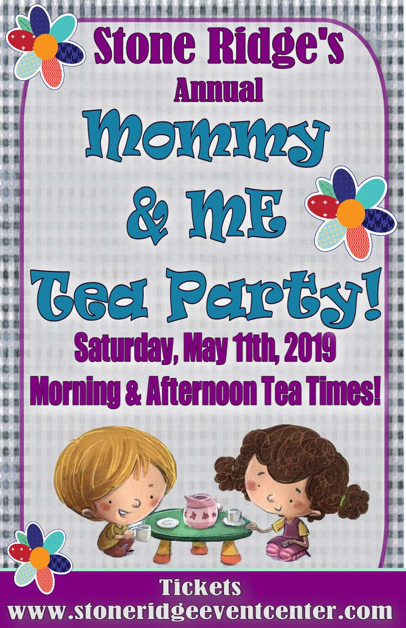 2019 Mommy & Me Tea Party