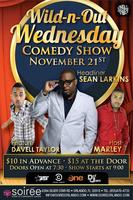 Wild N Out Wednesday Presents: Sean Larkins!!!