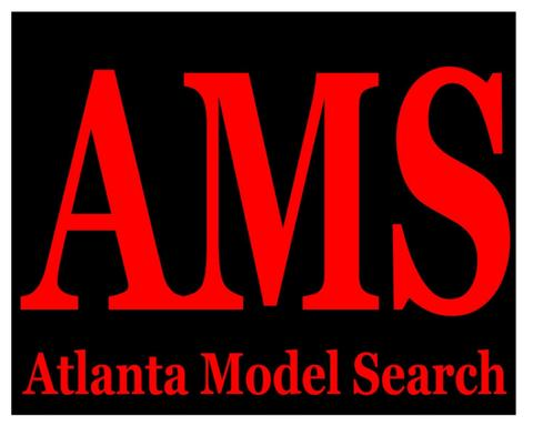 Atlanta Model Search logo