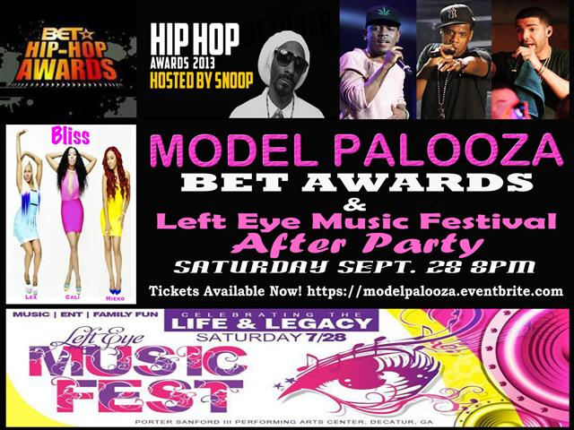 BET Awards and Left Eye Music Fest After Party
