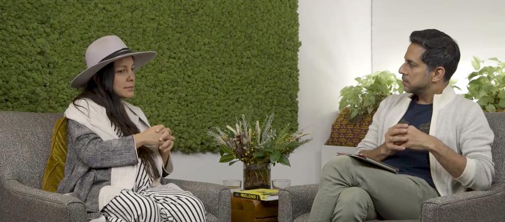 Vishen and Radha interview