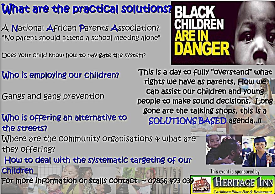 The Balck Child Agenda