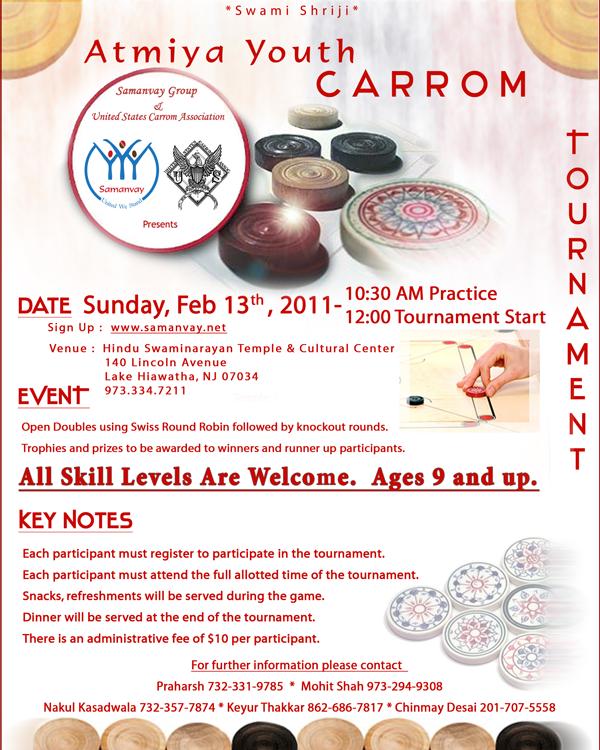 Carrom rules