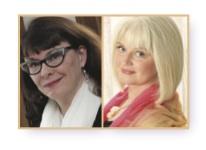 Cassandra Joan Butler M.S., L.M.T. Astrologer & Medium; Kathleen Boldt B.Ed. C.Ht. R.M.T.