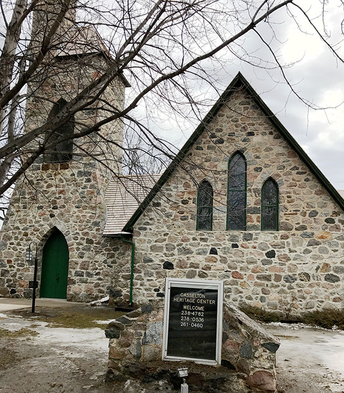 Old Stone Church/Casselton Heritage Center