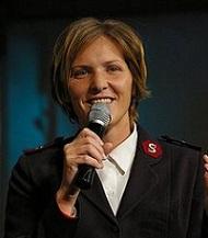 Captain Danielle Strickland