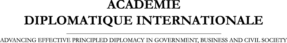 Académie Diplomatique Internationale