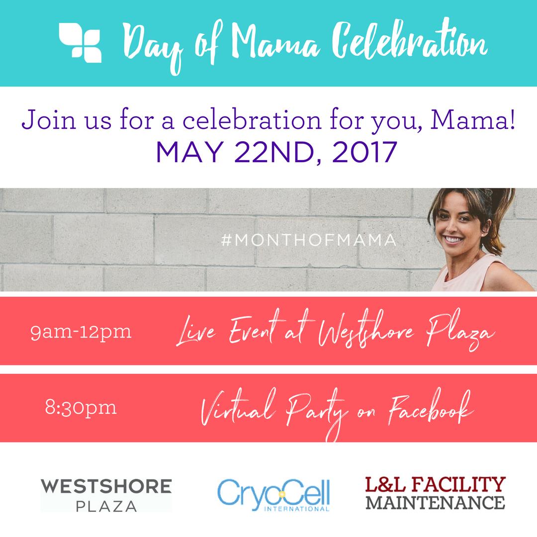 Day of Mama Celebration