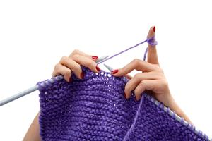 Craftyevenings: Knitting Yarns