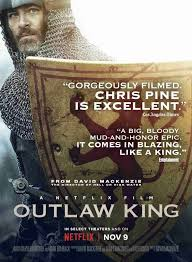 Poster for Outlaw King movie
