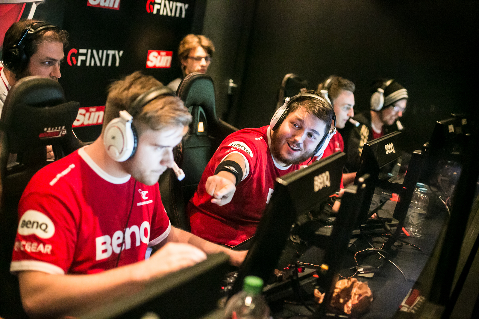Gfinity Arena Players