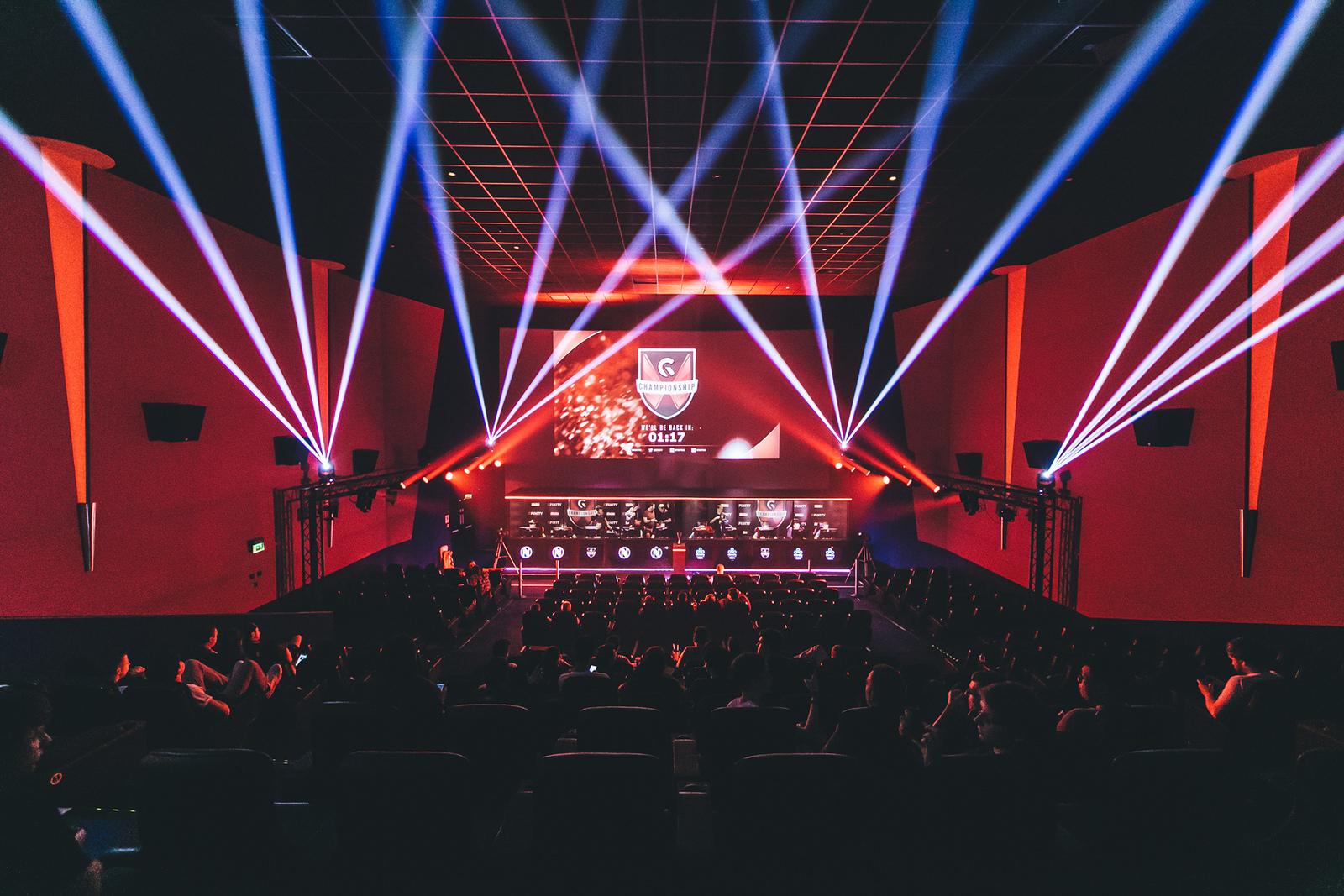 Gfinity Arena