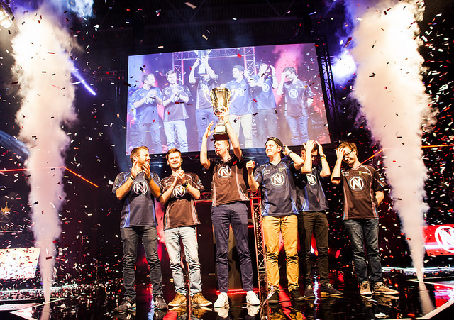 The Gfinity CS:GO Champion of Champions tournament saw the top teams in the world compete.