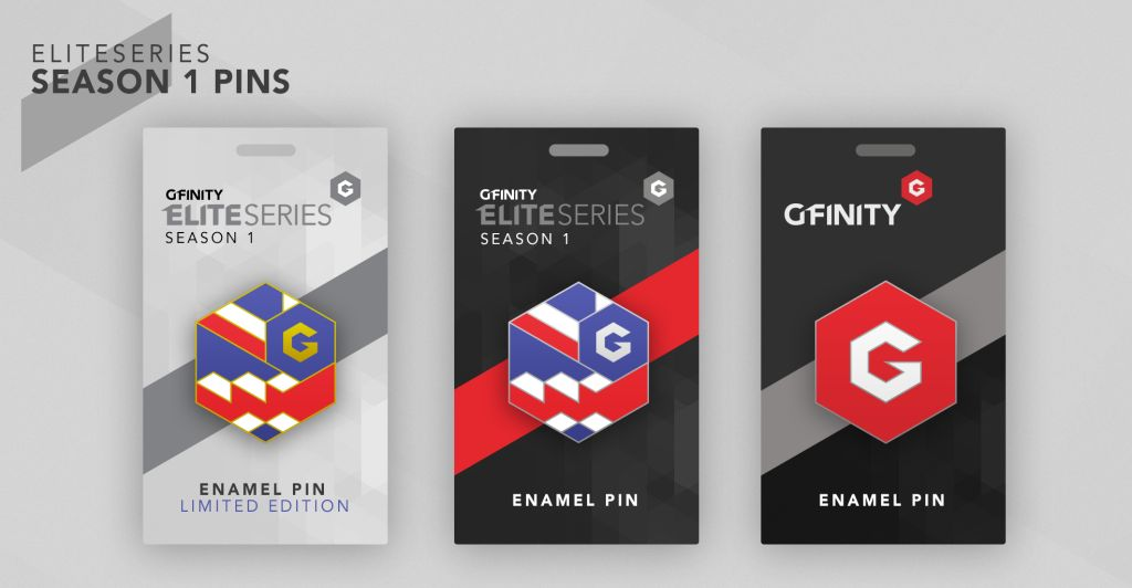 Join us in the Gfinity esports Arena.