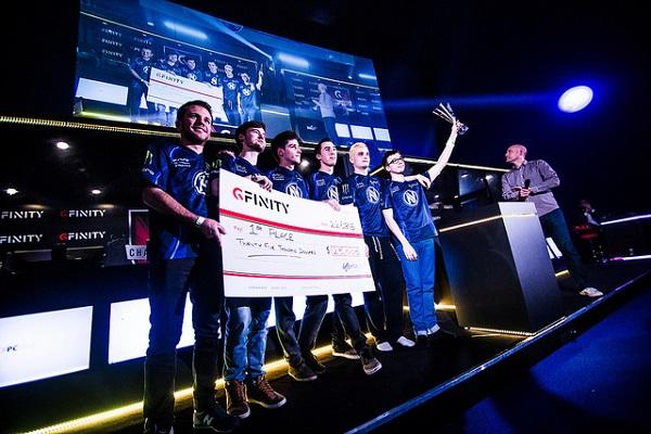 CS:GO Winners