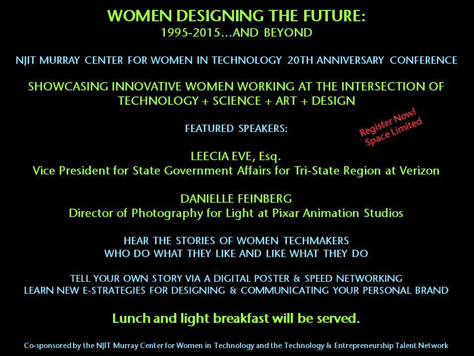 Women Designing the Future