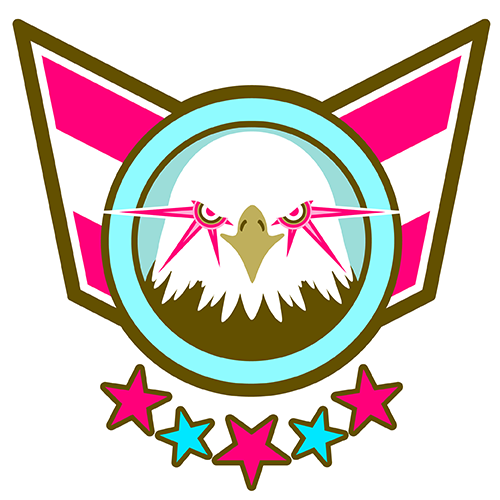 laser eagle