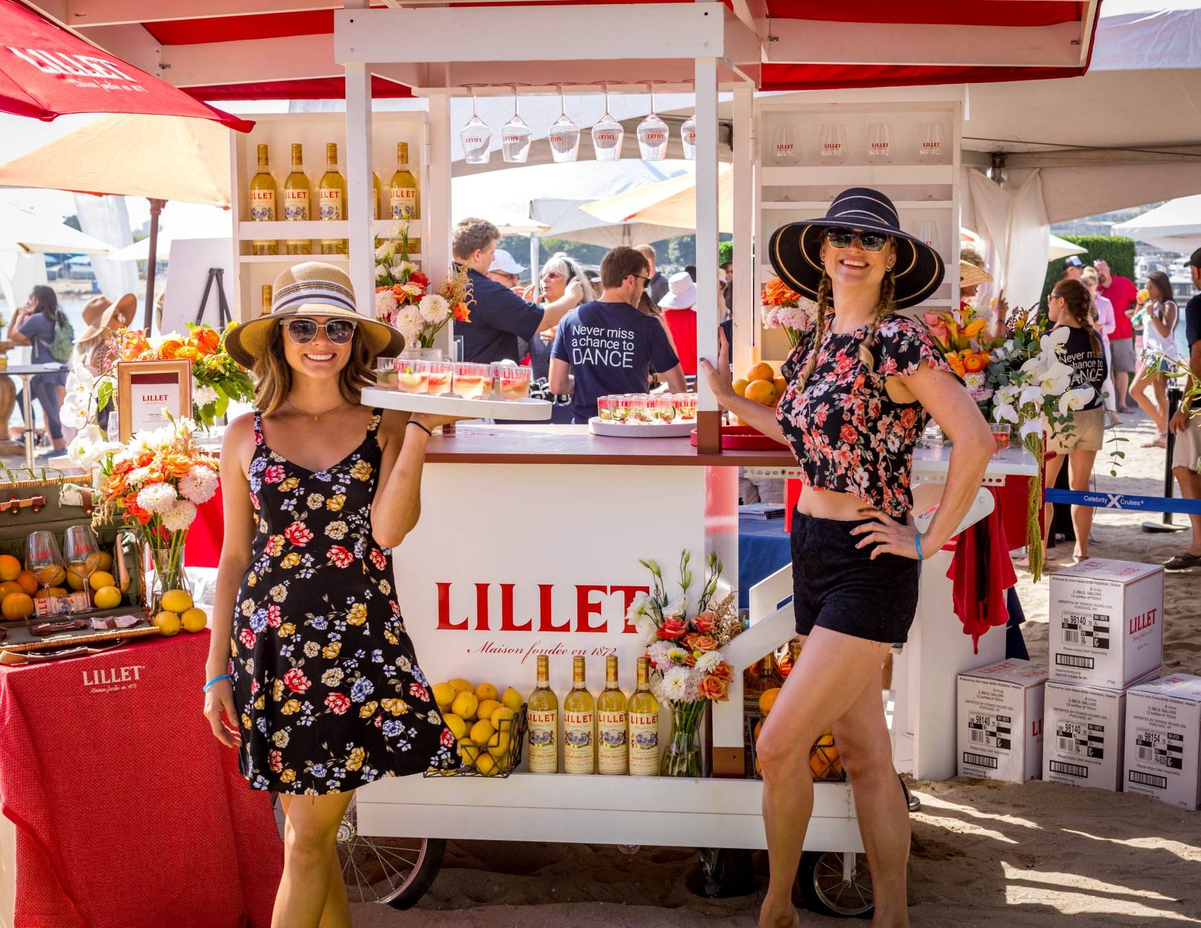 Lillet at Pacific Wine & Food Classic