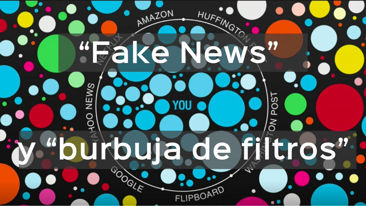 Fake news and filter bubbles- debate by BCN english