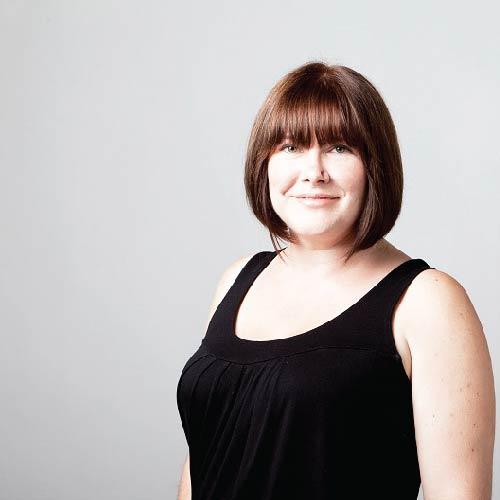 Photo of Trista DeVries, Web Designer
