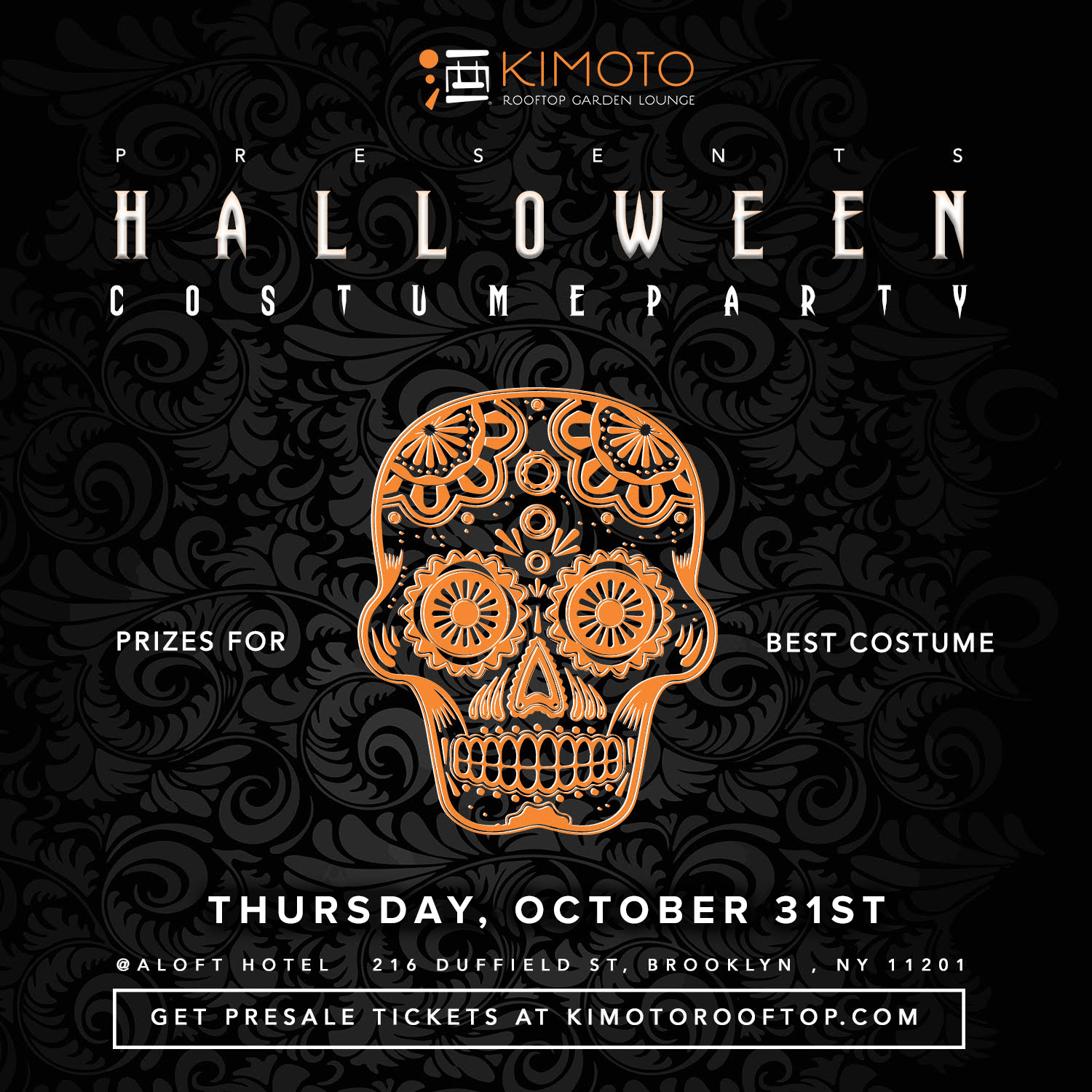 Kimoto Halloween Party 10/31/2019