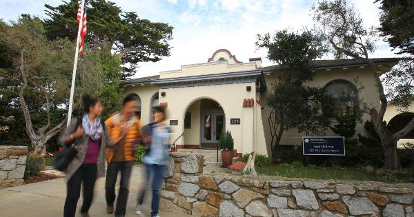 MIIS Students, Monterey Campus