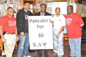 Alabaster-Pelham Kappa's 2013 Annual Pancakes for...