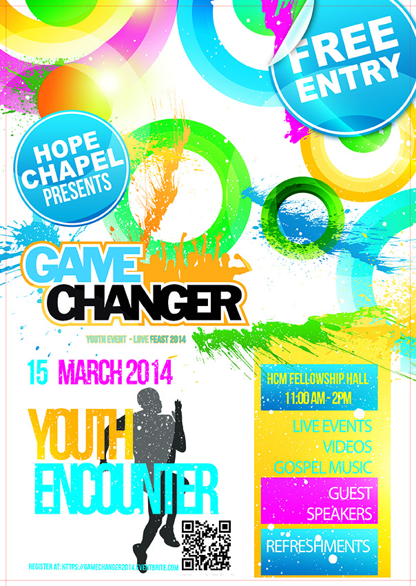 Youth Encounter:  Game Changer
