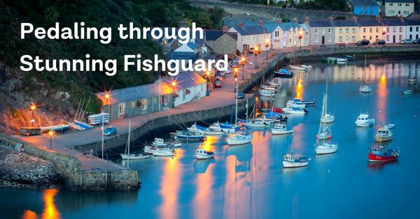 Brake the Cycle fishing village Pembrokeshire