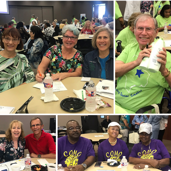 Healthy Aging Symposium Photo Collage