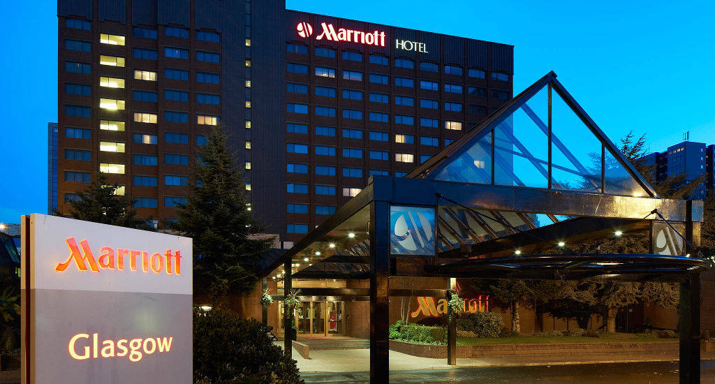 marriott hotel glasgow
