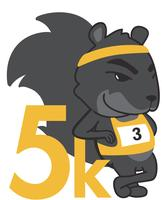 2013 Black Squirrel 5K Race (Third Annual)