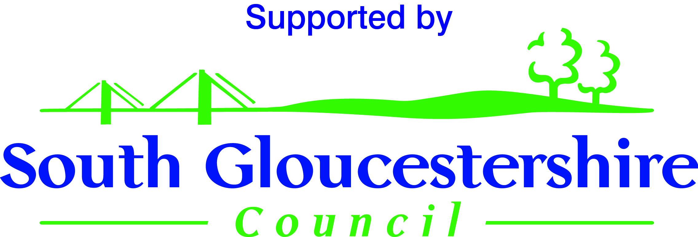 Supported by South Gloucestershire Council