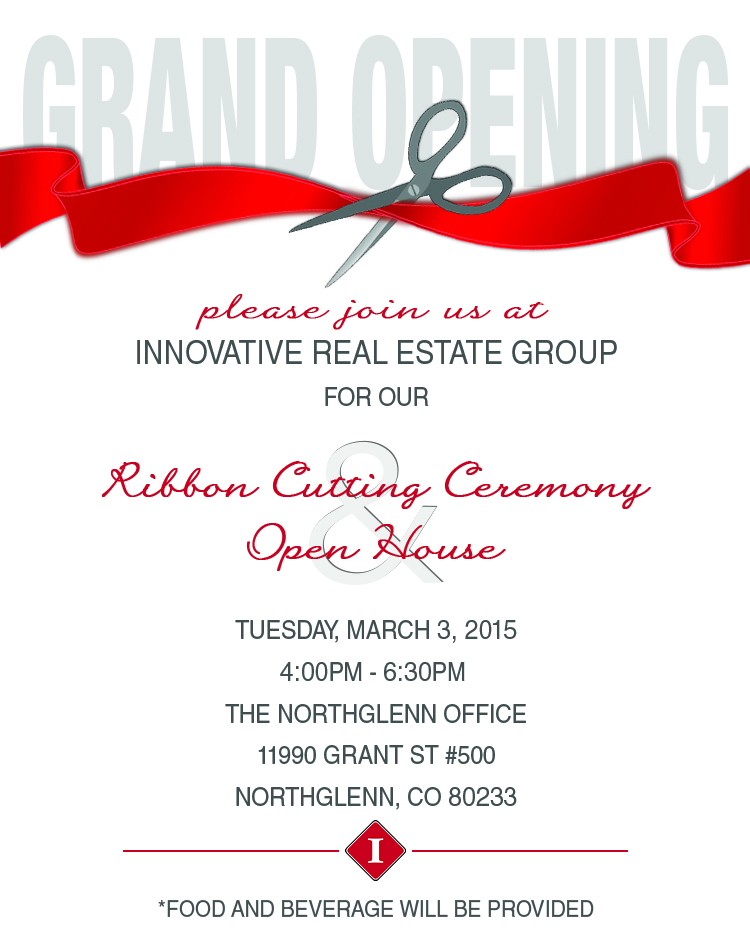Ribbon Cutting Event Invitations | Motorcycle Review and ...