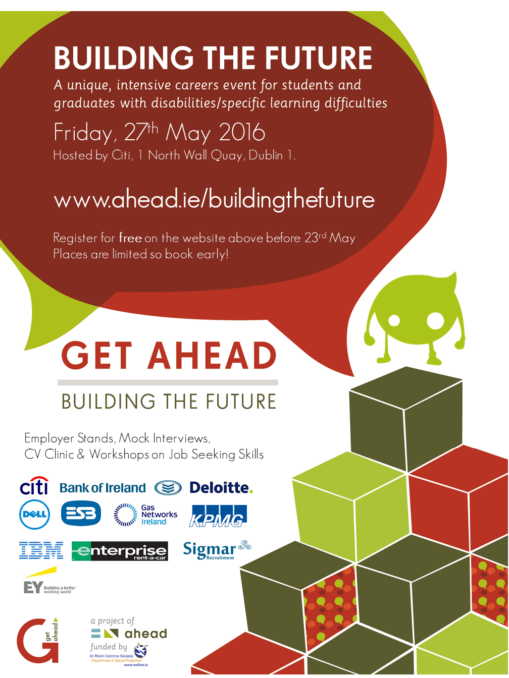 Building The Future poster 2016