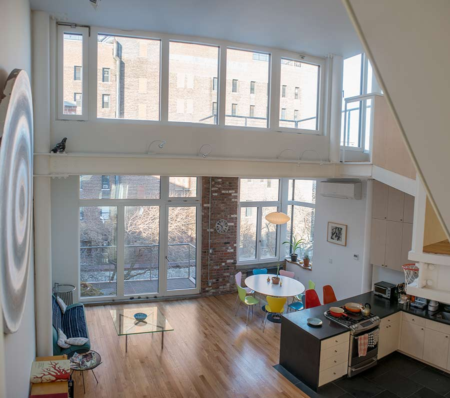 Private NoHo Loft