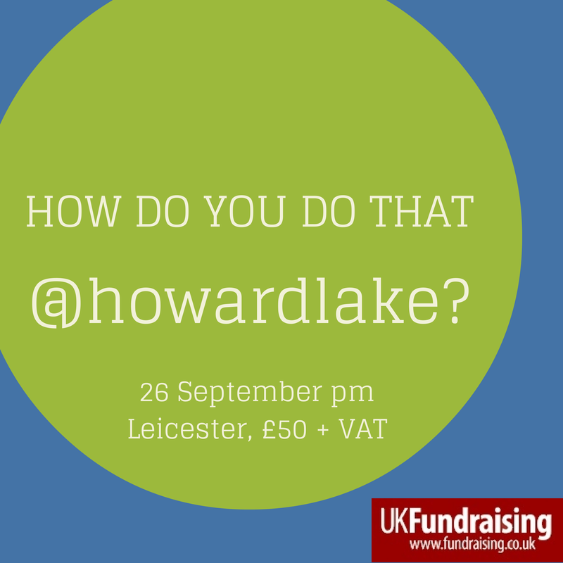 How do you do that @howardlake?